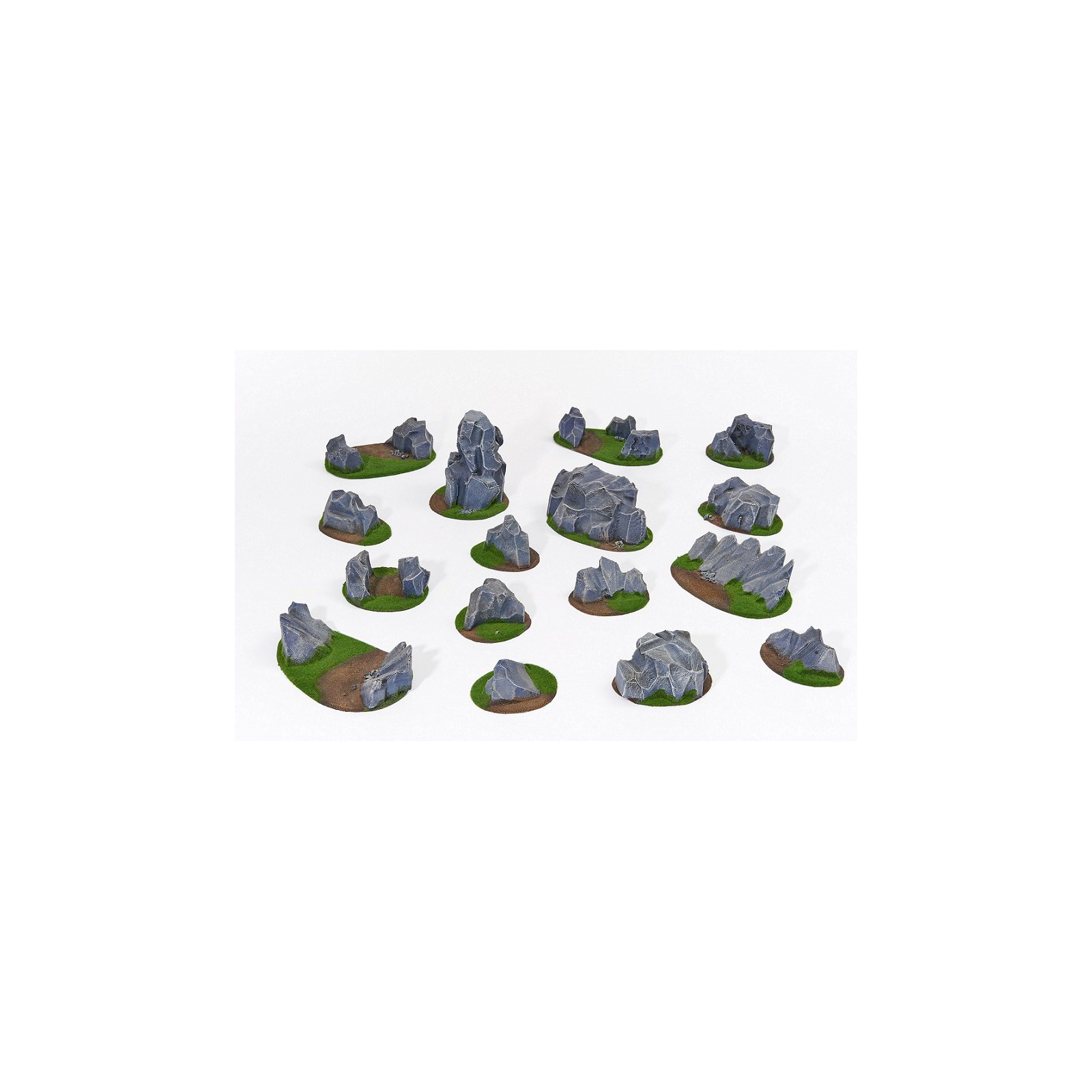 ROCKSY Battlefield Set - 16 elements