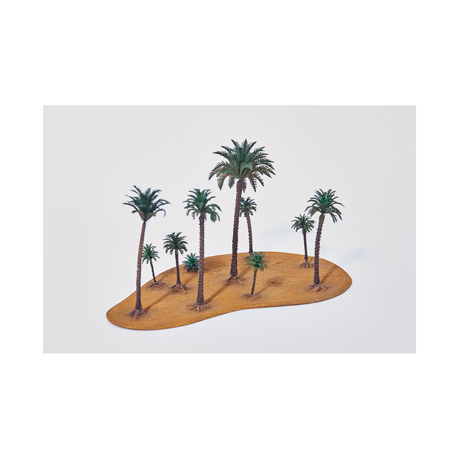 Palm Forest - 10 trees