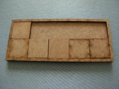 Movement Tray 100x40mm