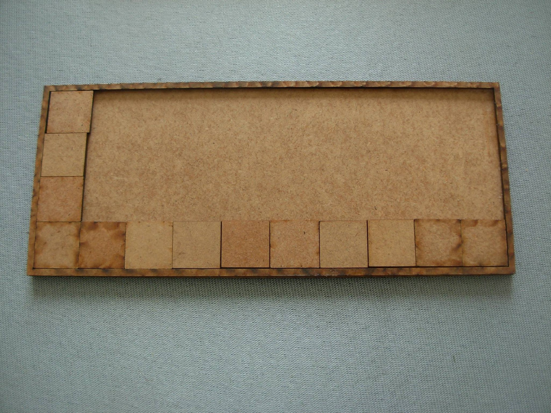Movement Tray 100x250mm