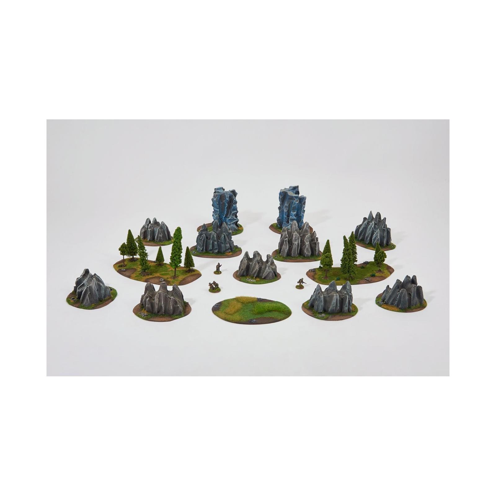 Rural Landscape D - 28mm - Set 37DMountain Landscape - Set 38