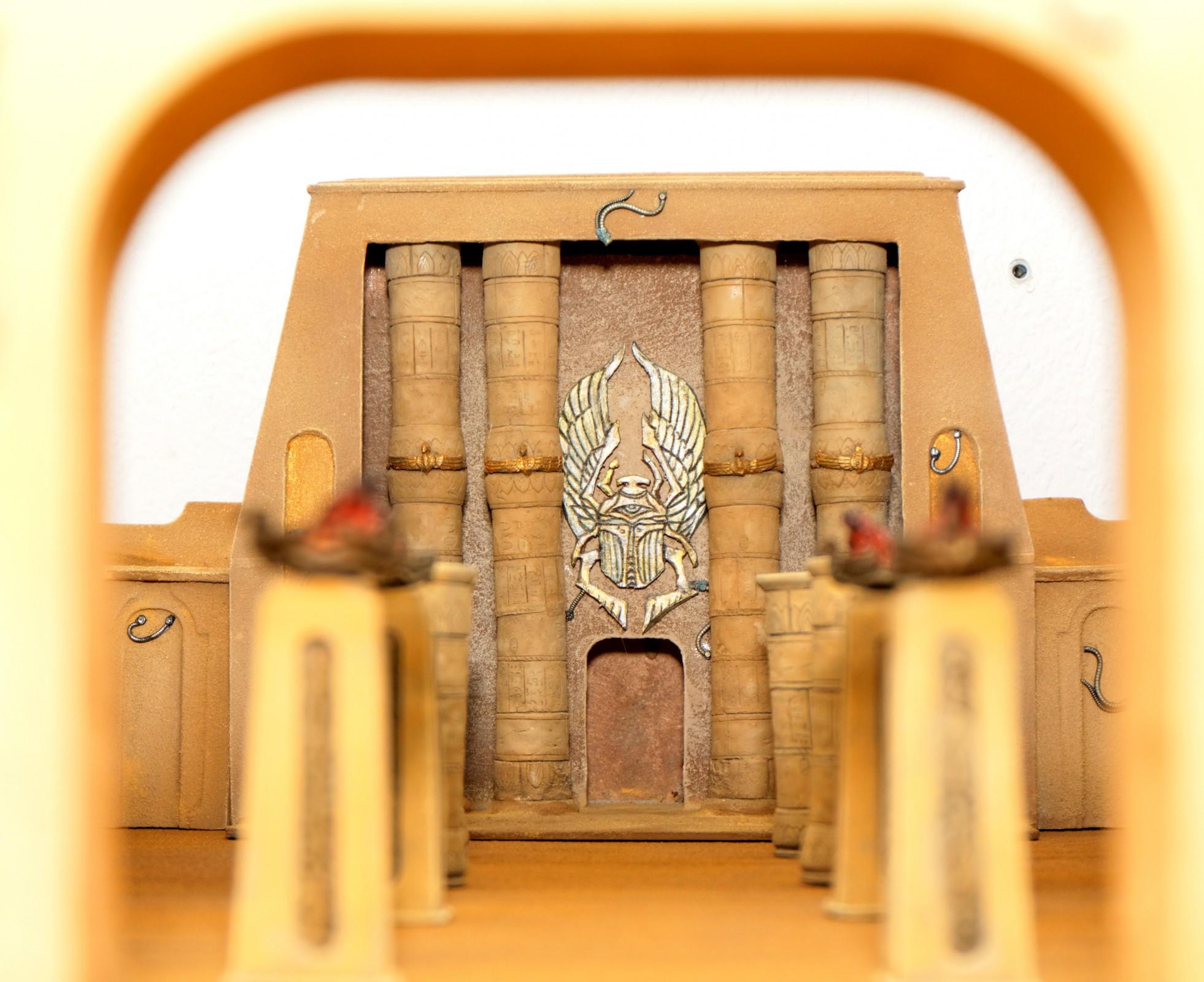 Temple District: SANCTUARY