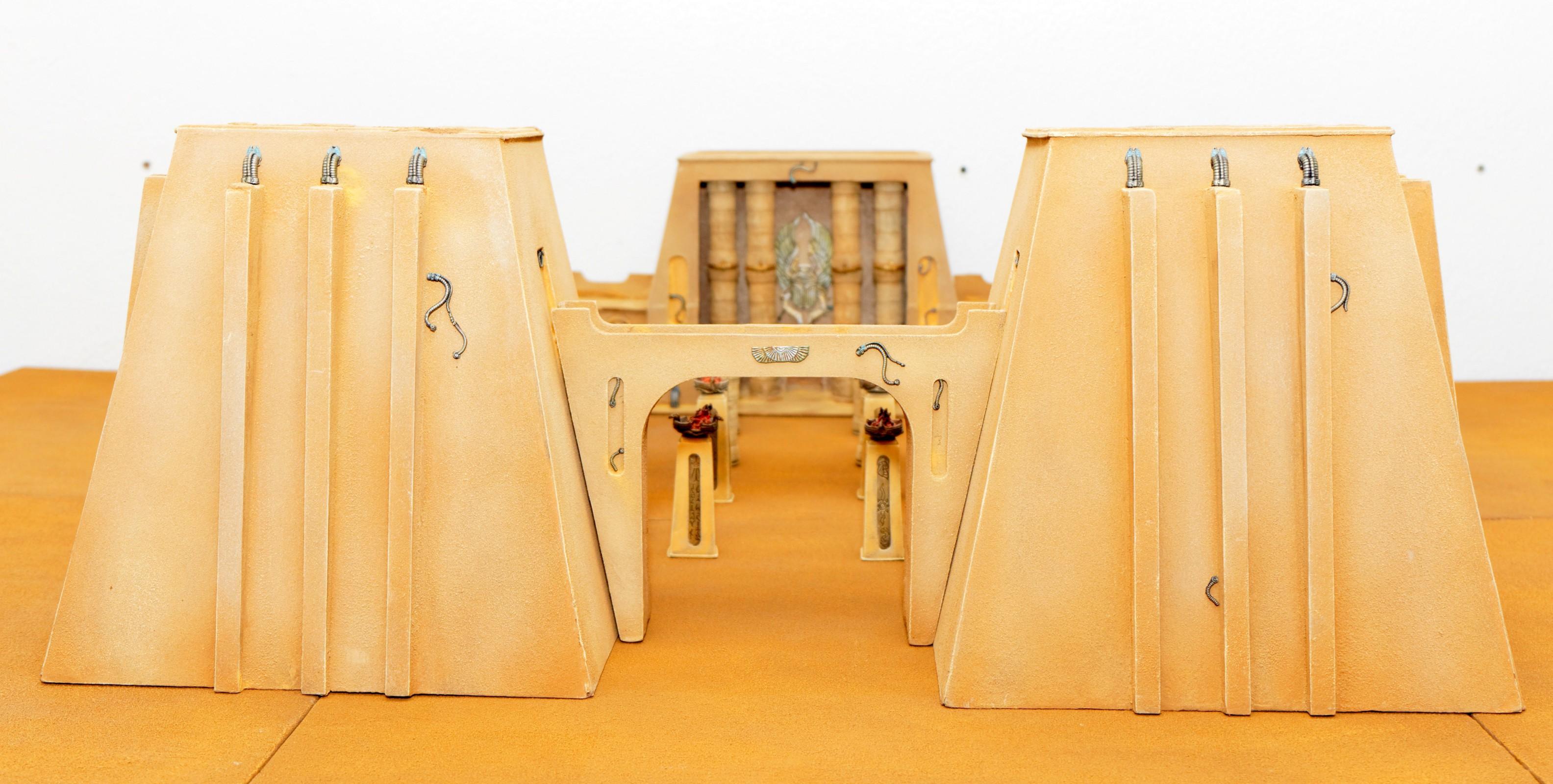Temple Complex: PYLONS Set