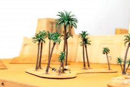 Temple Complex: DESERT Scenery Set