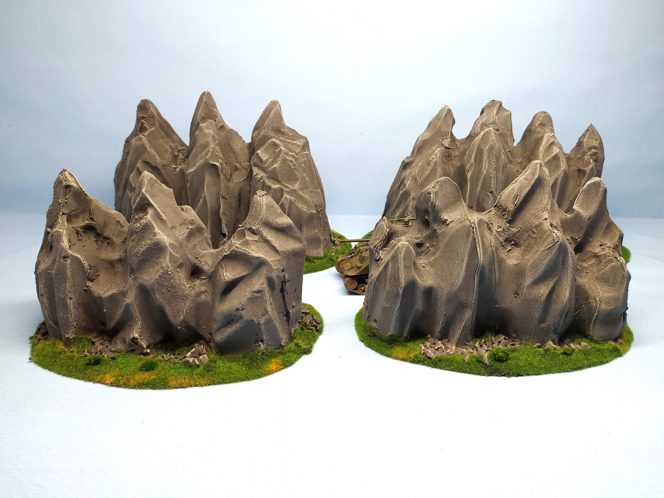 Medium Mountain Set - 4 items
