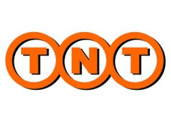 Updated shipment to TNT courier