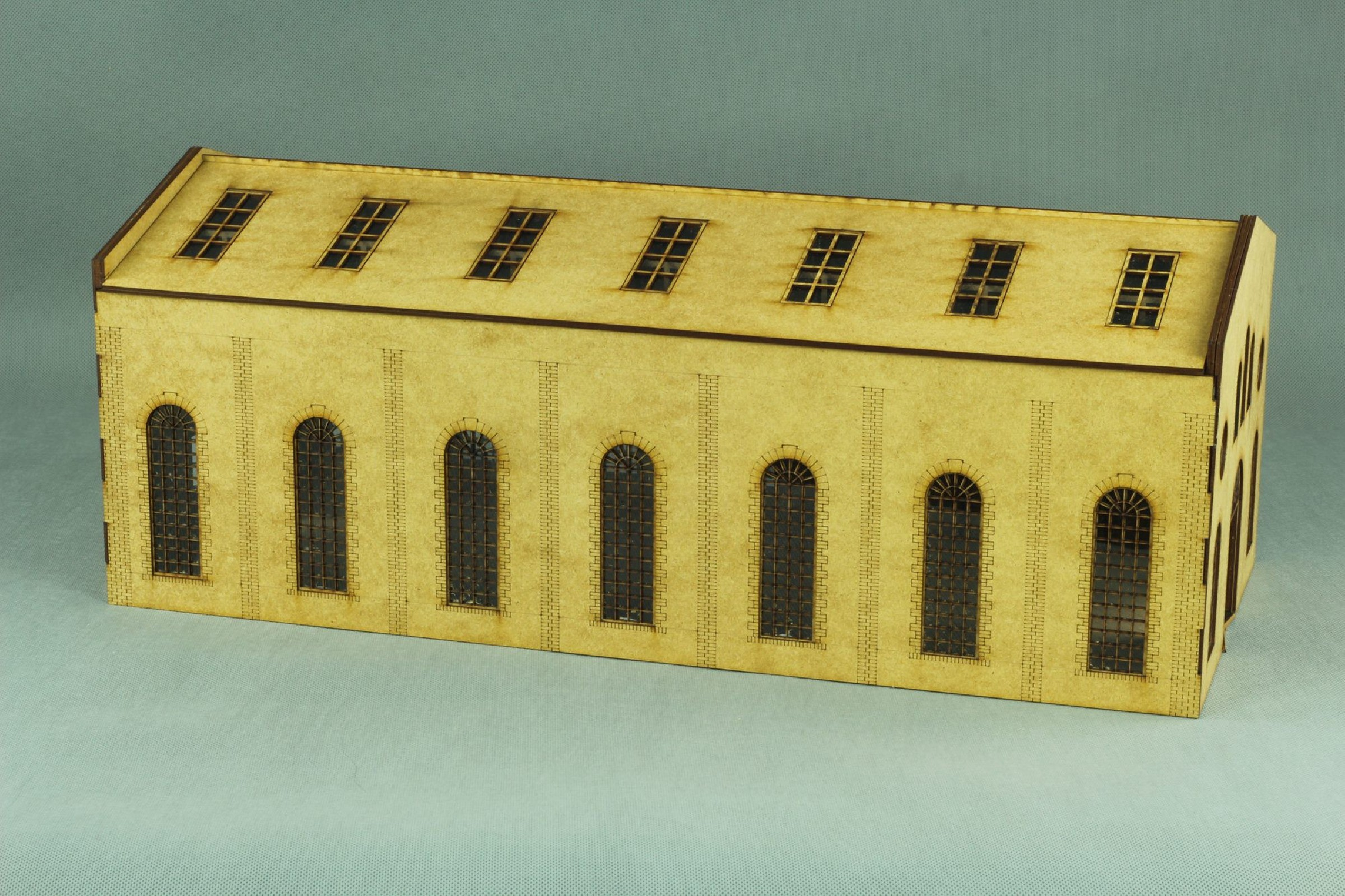 LARGE FACTORY - 28mm 3rd generation