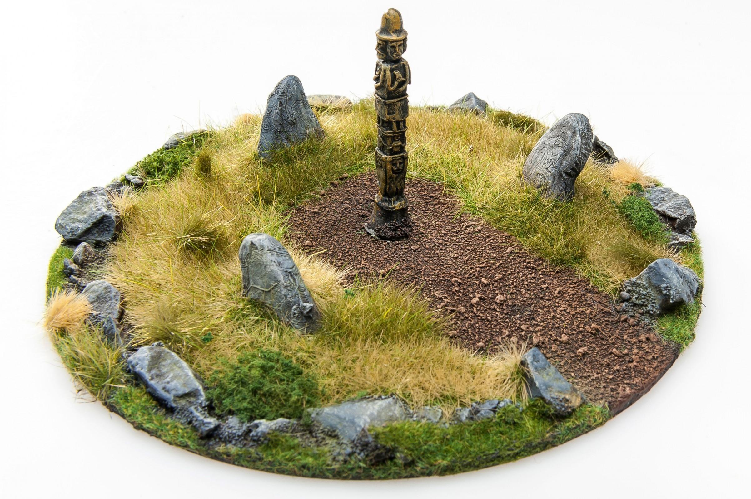 Pagan terrains set