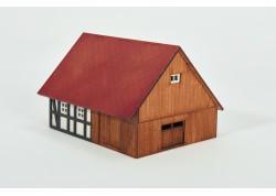 Village Barn II 15mm