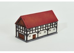 village Cowshed 15mm