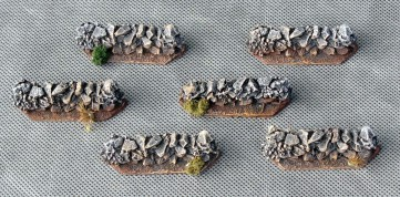 Ledge Stone 15mm resin
