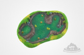 Swamp 28mm unpainted