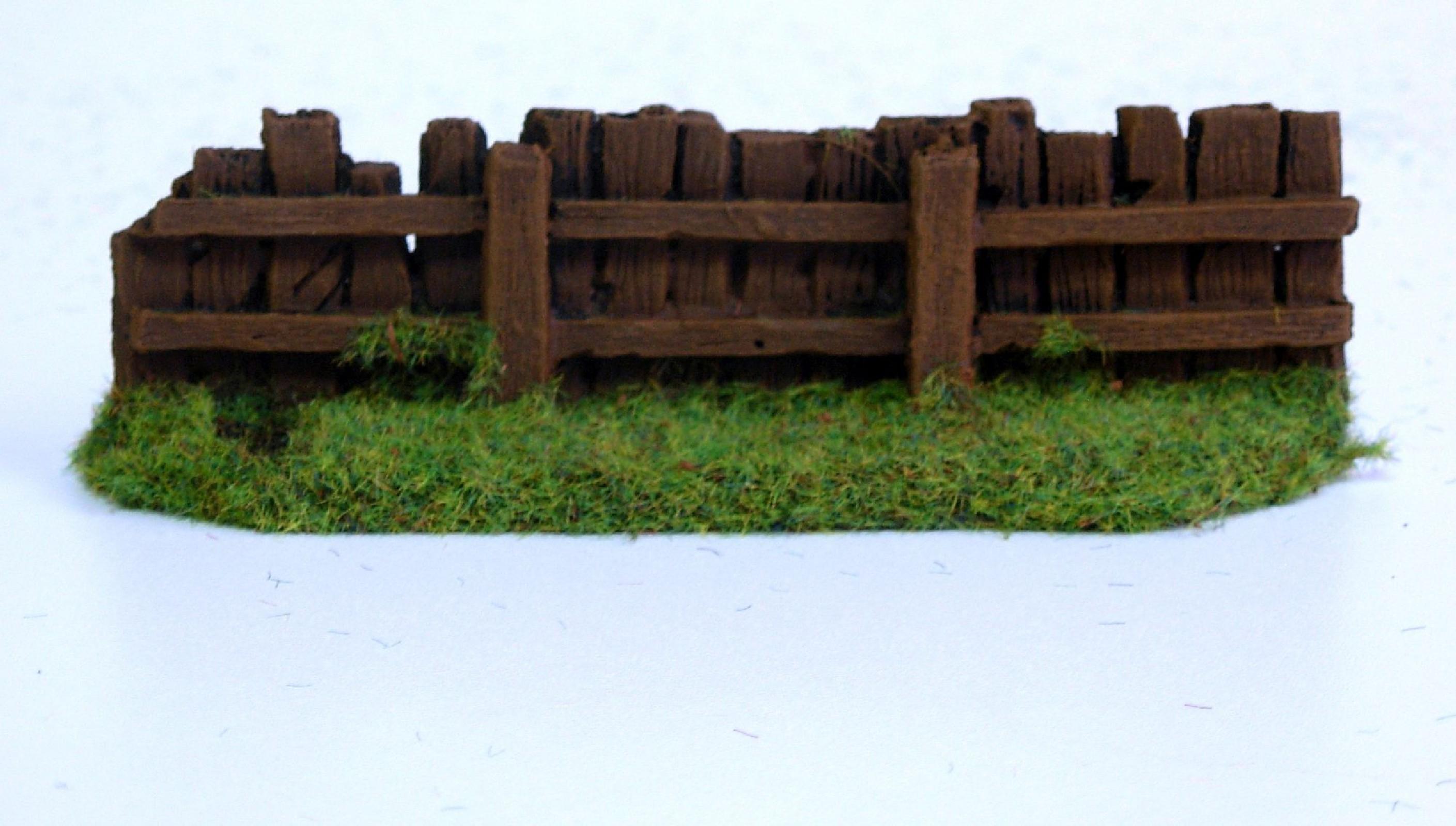 Wooden Fence I