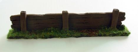 Wooden Fence II