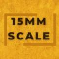 15mm MDF Terrain