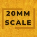 20mm MDF Terrain