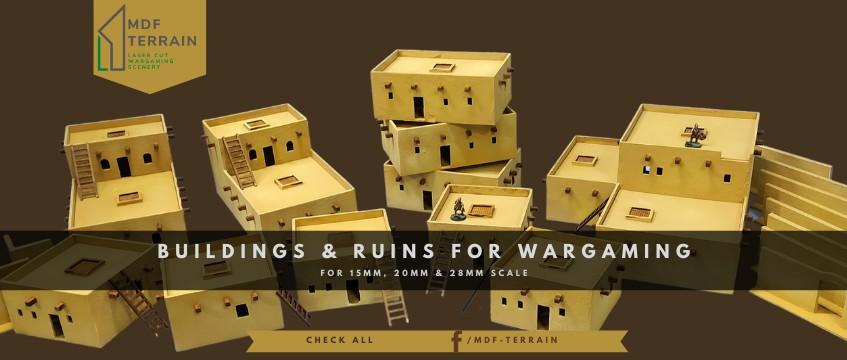 Terrains4Games - Wargames Terrain Shop - Terrains4games